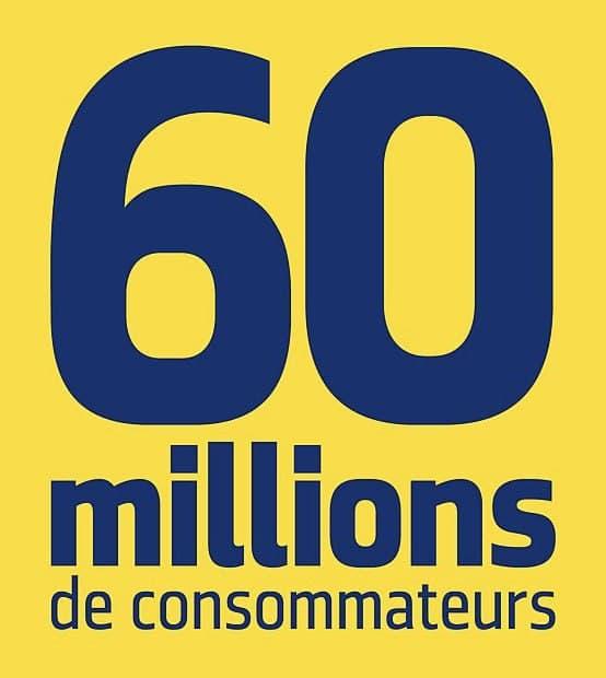 60 millions de consommateurs logo